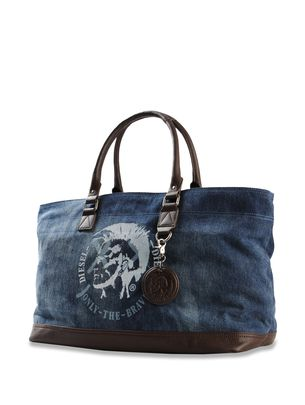  DIESEL: D-MOHICAN TOTE JP