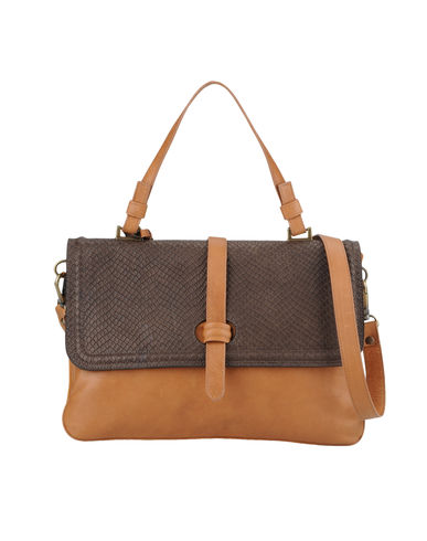 MY CHOICE - Large leather bag