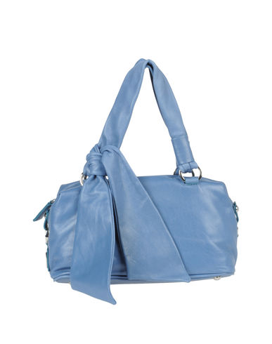 CARLO PAZOLINI - Medium leather bag