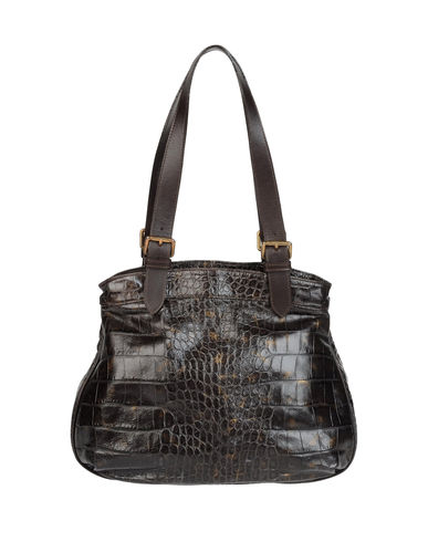 CARLO PAZOLINI - Large leather bag