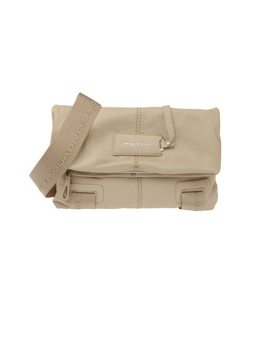 PIQUADRO - Medium leather bag