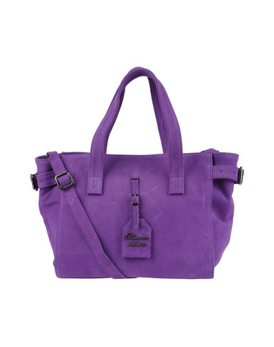BLUMARINE - Medium leather bag