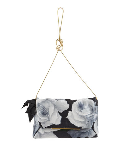 LANVIN - Small fabric bag