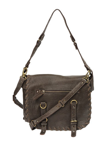 ABACO - Medium leather bag