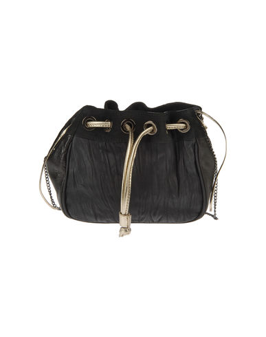 PATRIZIA PEPE SERA - Small leather bag
