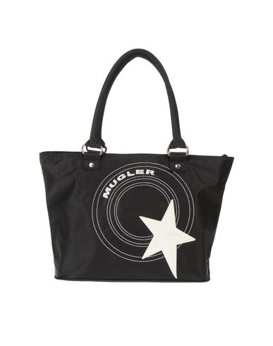 MUGLER - Large fabric bag
