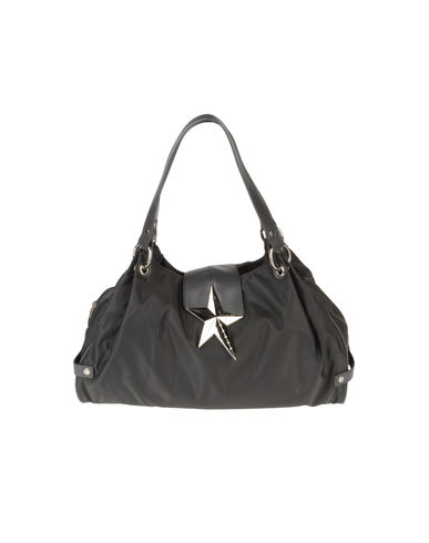 MUGLER - Medium fabric bag