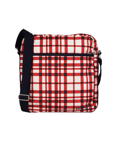 WESC - Medium fabric bag