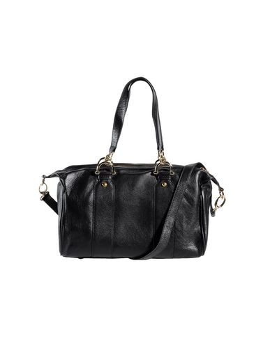 JEAN LOUIS SCHERRER - Large leather bag