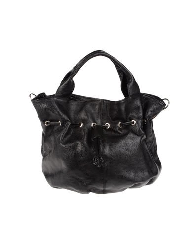 GEORGES RECH - Large leather bag