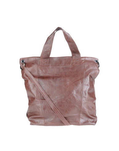 VINTAGE DE LUXE - Large leather bag