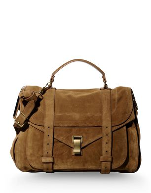 Grosse Ledertasche fr Sie - PROENZA SCHOULER