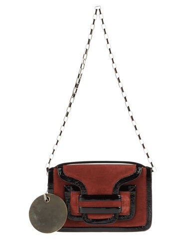 PIERRE HARDY - Small leather bag
