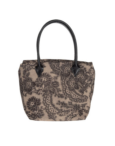 FFI FATTA FABBRICA ITALIANA - Medium fabric bag