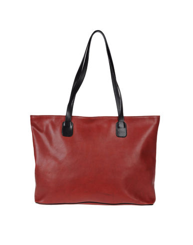 "PAOLO & VALENTINA by ""I SANTI"" - Large leather bag"