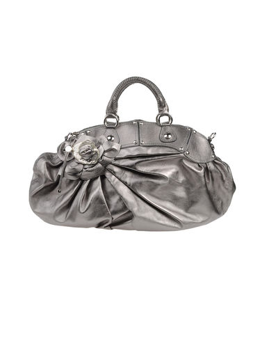 VERSACE - Large leather bag