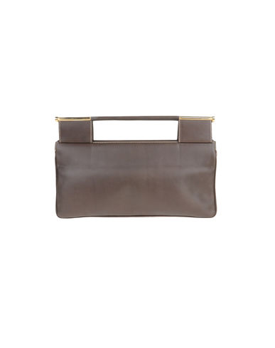 LAMBERTSON TRUEX - Medium leather bag
