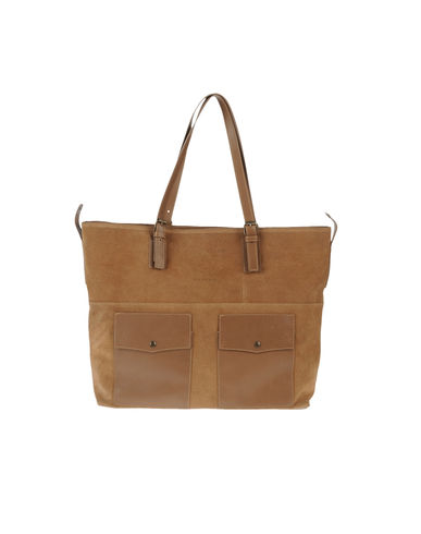 MONTINI - Large leather bag