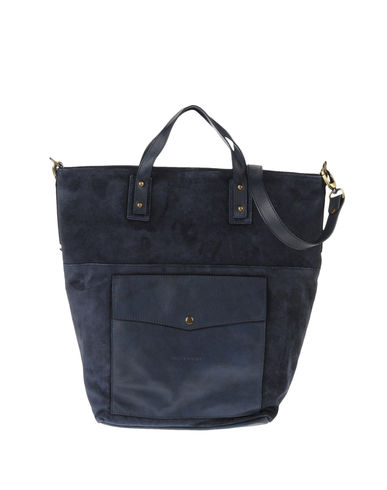 MONTINI - Medium leather bag