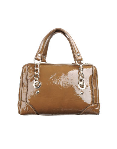 PURA L&#211;PEZ - Medium leather bag