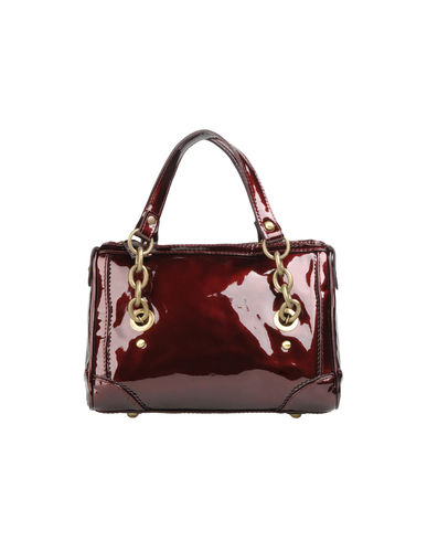 PURA LÓPEZ - Medium leather bag