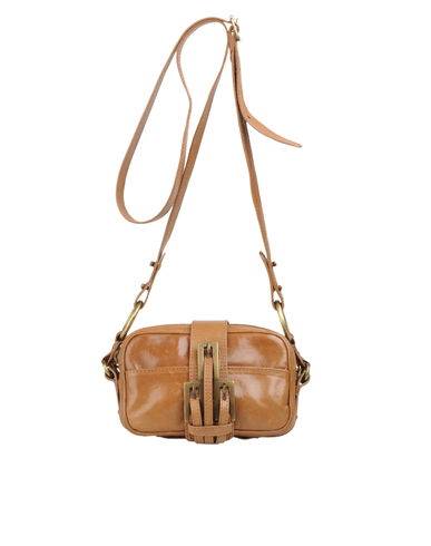 PURA LÓPEZ - Small leather bag
