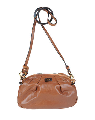 CHLOÉ - Medium leather bag