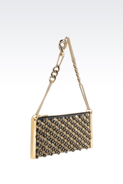 Bags: Messenger bags Women by Armani - 3