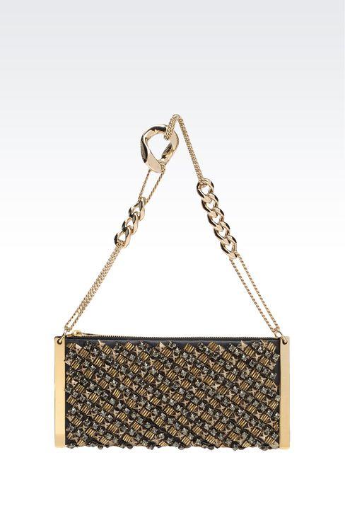 Bags: Messenger bags Women by Armani - 1
