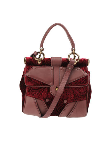 ROBERTO CAVALLI - Small fabric bag