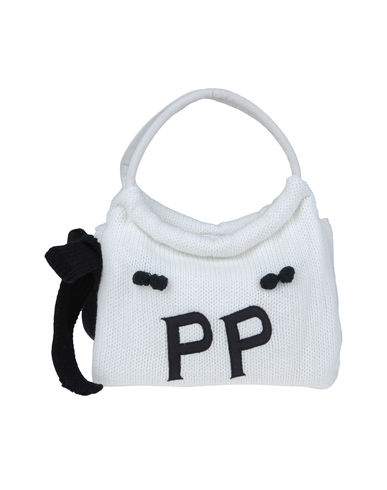 PATRIZIA PEPE - Medium fabric bag