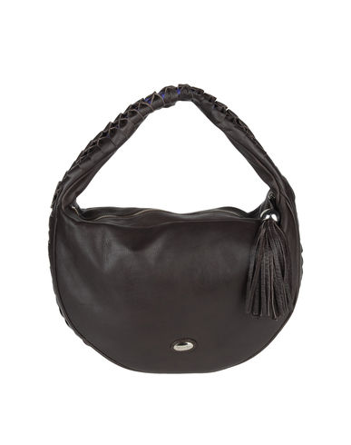 BRACCIALINI - Large leather bag