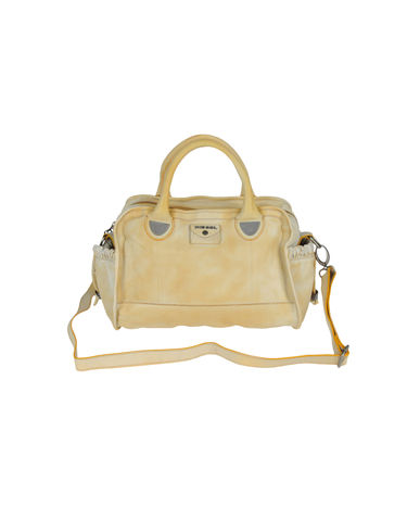 DIESEL - Medium leather bag