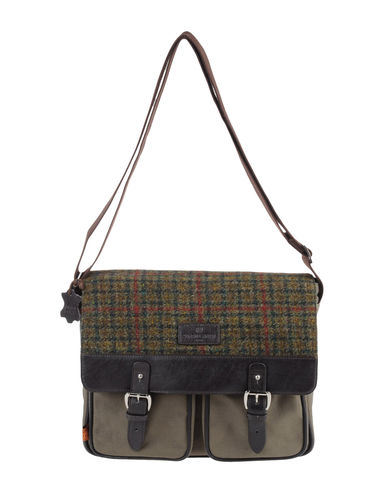 SIMON CARTER - Medium fabric bag