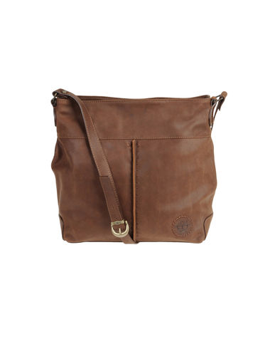 TIMBERLAND - Borsa grande in pelle