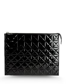 Large leather bag - GARETH PUGH