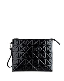 Borsa media in pelle - GARETH PUGH