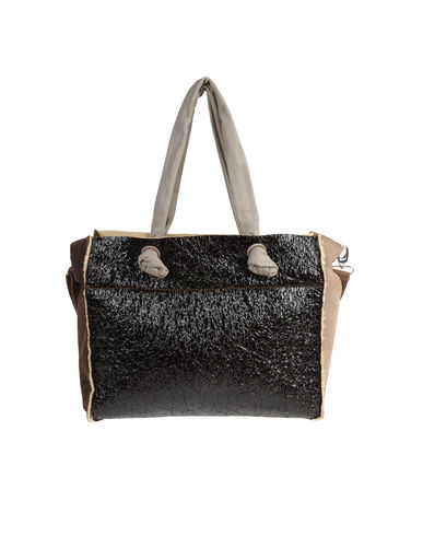 LA BUSTERIA - Large leather bag