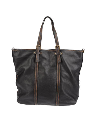 SOFIA C. - Large leather bag