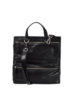 Medium leather bag Men's - ANDREA INCONTRI