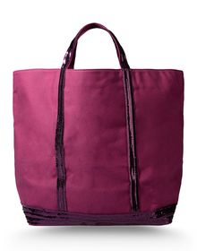 Large fabric bag - VANESSA BRUNO