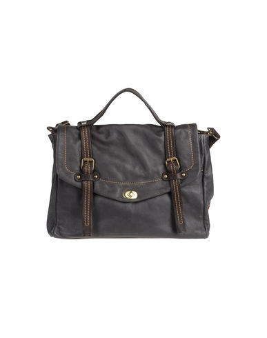 SOFIA C. - Medium leather bag