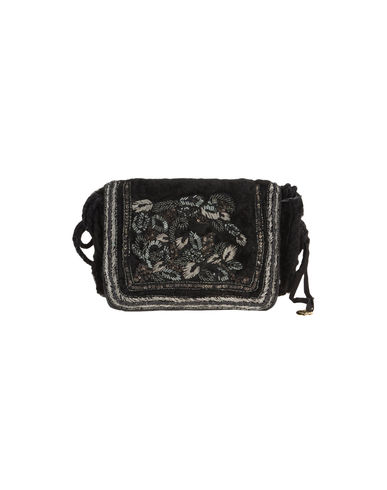 ANTIK BATIK - Small leather bag