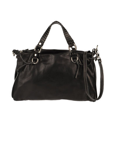 PIERRE DARRE&#39; - Large leather bag