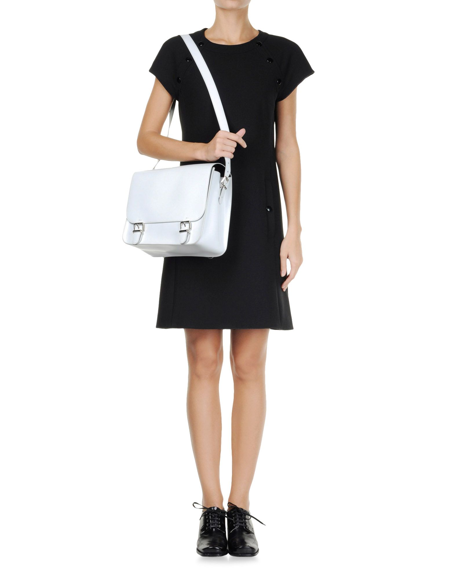 Shoulder Bag - JIL SANDER NAVY Online Store