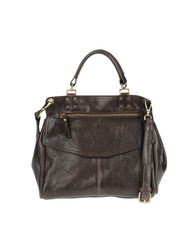 CAROL BAGS - Medium leather bag