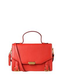 Medium leather bag - TRUSSARDI