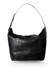 Large leather bag - HENRY CUIR
