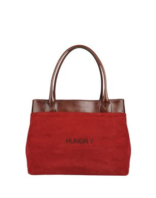 Large leather bag Women's - SADDLERS UNION