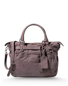 Medium leather bag - VANESSA BRUNO